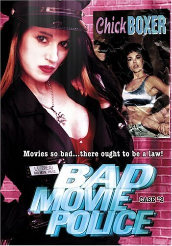 Chickboxer Bad Movie Police Case 2 Clr Nr