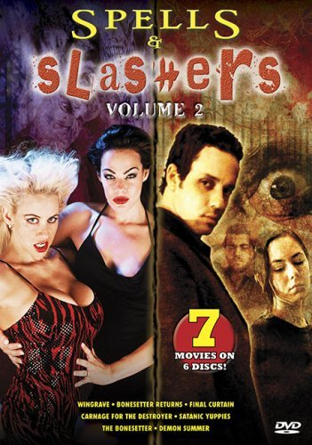 Spells & Slashers Vol. 2 Nr 6 DVD