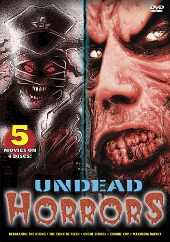 Undead Horrors Undead Horrors Nr 4 DVD