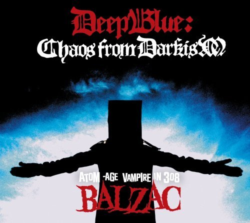 Balzac Deep Blue Chaos From Darkism Lmtd Ed. Incl. DVD