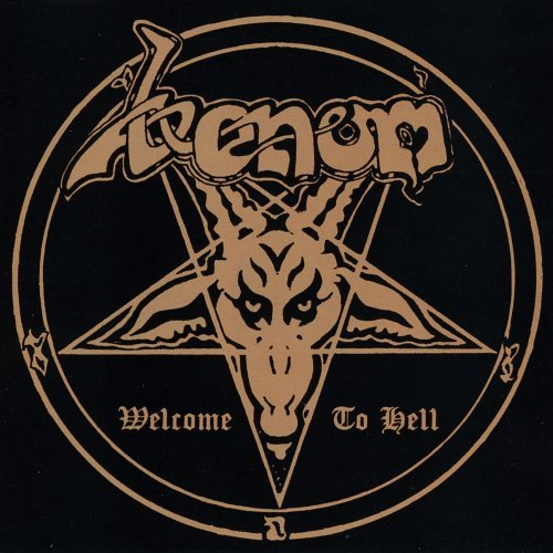 Venom Welcome To Hell Remastered Incl. Bonus Tracks