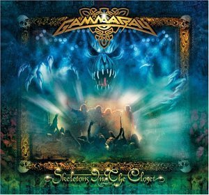Gamma Ray Skeletons In The Closet Live Enhanced CD Lmtd Ed. 2 CD Set Digipak