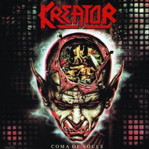 Kreator Coma Of Souls Remastered