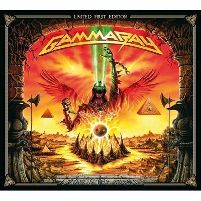 Gamma Ray Land Of The Free Incl. Bonus Tracks