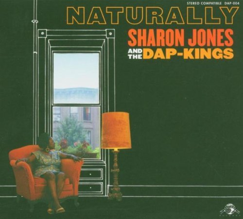 Sharon & The Dap Kings Jones Naturally Digipak
