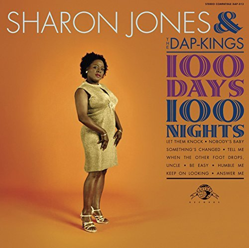 Sharon & The Dap Kings Jones 100 Days 100 Nights