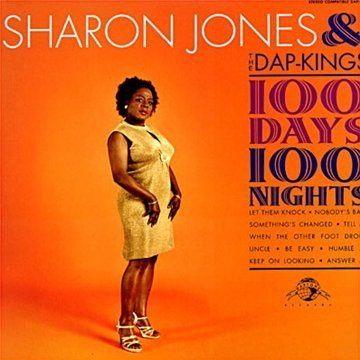 Sharon Jones & The Dap Kings 100 Days 100 Nights Digipak