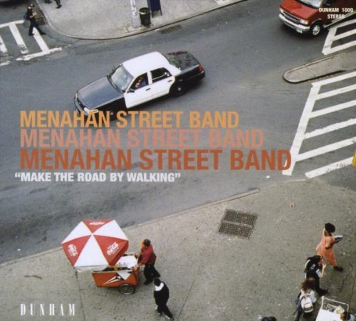 Menahan Street Band Make The Street By Walking Digipak
