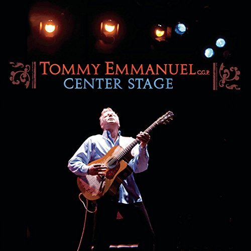 Tommy Emmanuel Center Stage 2 CD Set