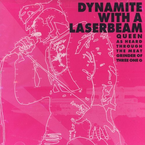 Dynamite With Laser Beam Queen Dynamite With Laser Beam Queen Asterisk Blood Brothers Spacewurm Glass Candy