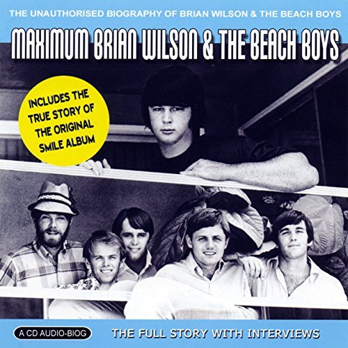 Wilson Beach Boys Maximum Brian Wilson & The Bea