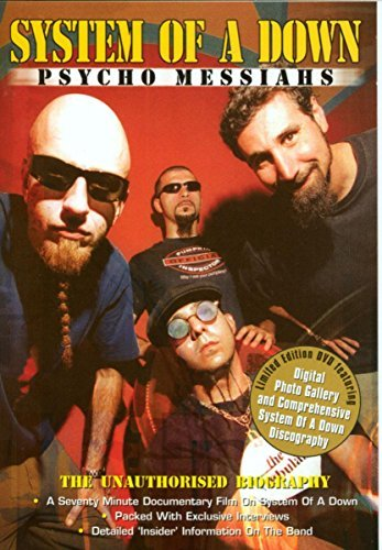 System Of A Down Psycho Messiahs Nr