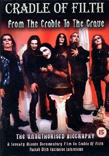 Cradle Of Filth From The Cradle To The Grave Nr