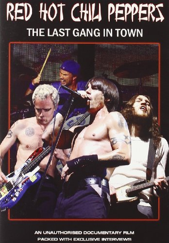 Red Hot Chili Peppers Last Gang In Town Nr