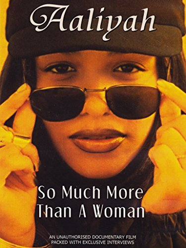 Aaliyah So Much More Than A Woman Nr