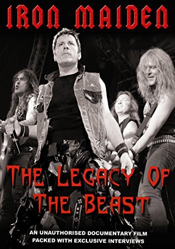 Iron Maiden Legacy Of The Beast Nr