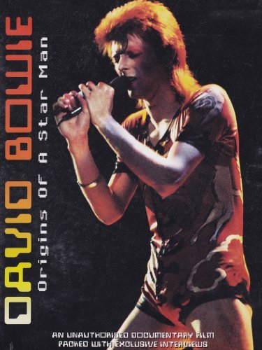 David Bowie Origins Of A Starman Nr