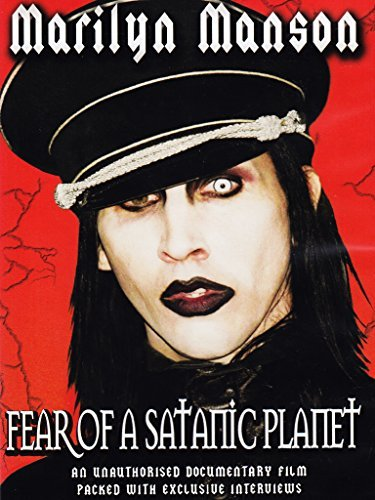 Marilyn Manson Fear Of A Satanic Planet Nr