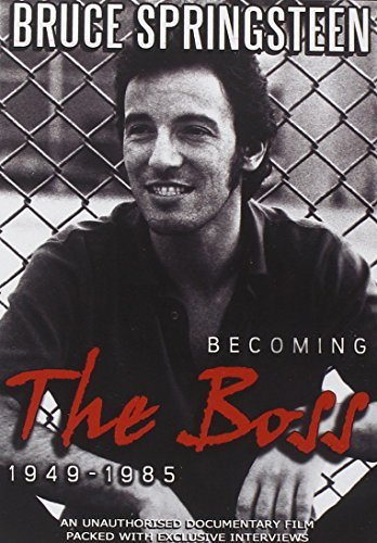 Bruce Springsteen Becoming The Boss 1949 1985 Nr