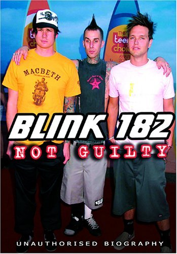 Blink 182 Not Guilty