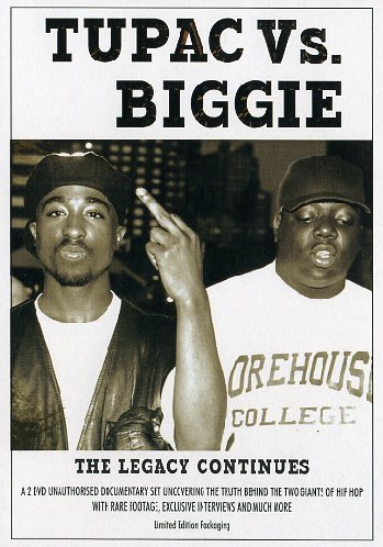 2pac Vs. Biggie Legacy Continues 2 DVD