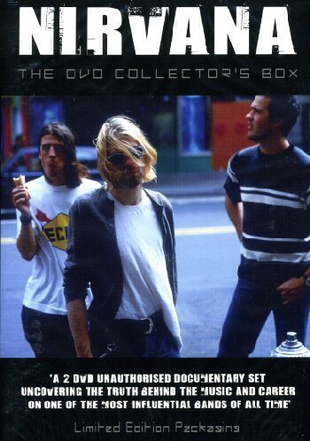 Nirvana DVD Collector's Boxunauthorize Nr