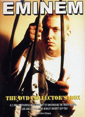 Eminem DVD Collectorsox Unauthorized Nr