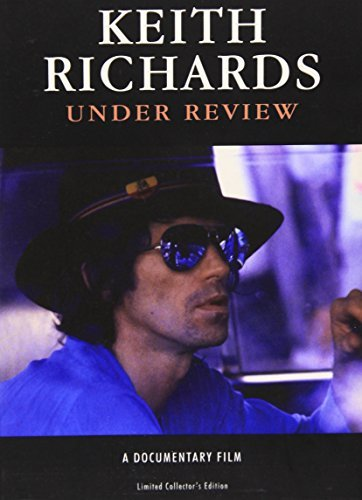Keith Richards Under Review Nr