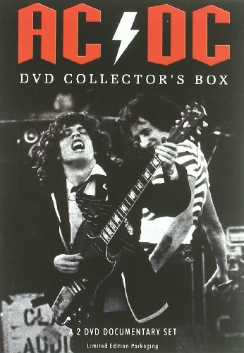 Ac Dc DVD Collectors Boxauthorized Nr