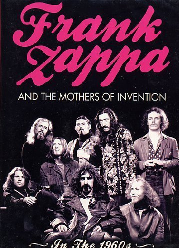 Frank & The Mothers Of I Zappa In The 1960's Nr