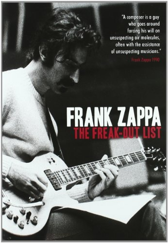 Frank Zappa Freak Out List Nr