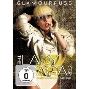 Lady Gaga Glamourpuss The Lady Gaga Stor