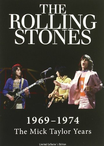 Rolling Stones 1969 1974 The Mick Taylor Yea Nr
