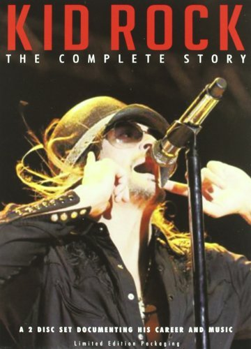 Kid Rock Complete Story Incl. CD