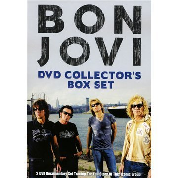 Bon Jovi DVD Collector's Box Nr