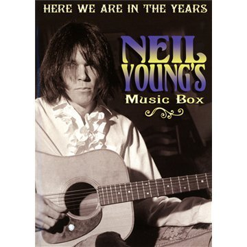 Neil Young Here We Are In The Years Nr