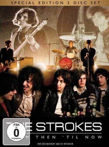 Strokes From Then 'til Now Incl. CD