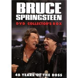 Bruce Springsteen DVD Collector's Box Nr