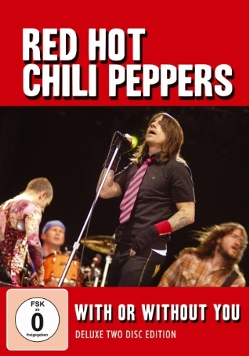 Red Hot Chili Peppers With Or Without You Nr Incl. DVD