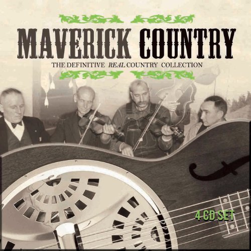 Maverick Country Maverick Country 4 CD
