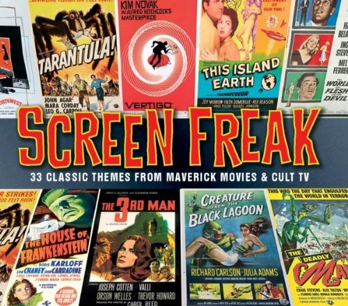 Screen Freak Screen Freak