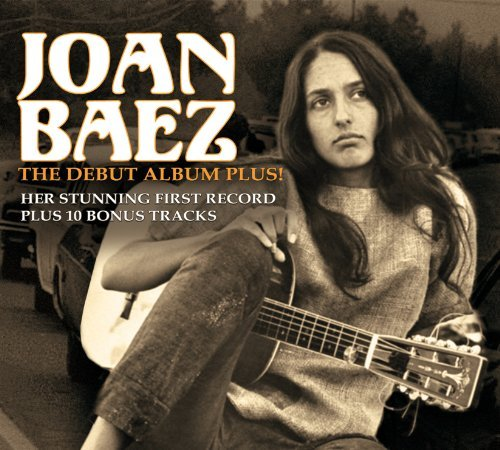 Joan Baez Debut Album Plus