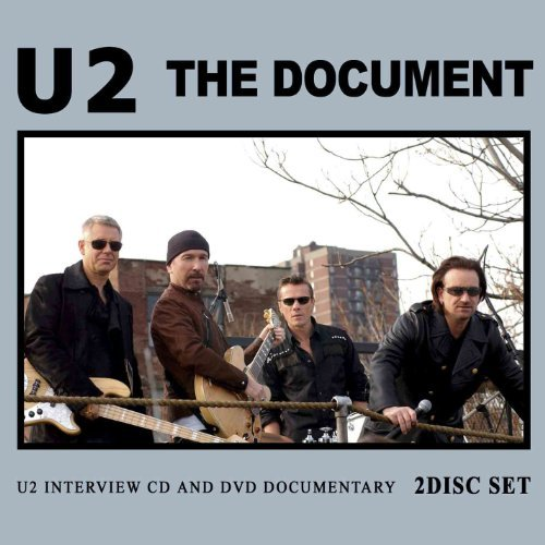 U2 Document Incl. DVD