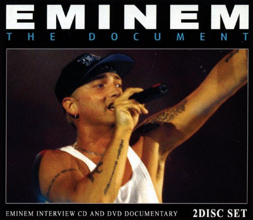 Eminem Document Incl. Bonus DVD