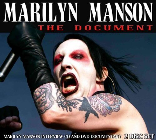 Marilyn Manson Document Inc DVD