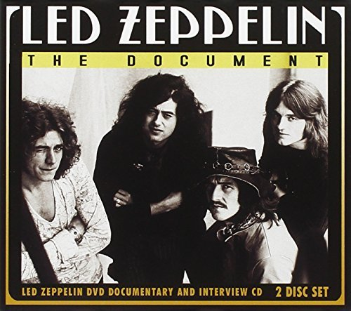 Led Zeppelin Document Unauthorized Incl. DVD