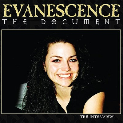 Evanescence Document Incl. DVD