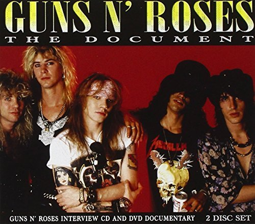 Guns N' Roses Document Unauthorized