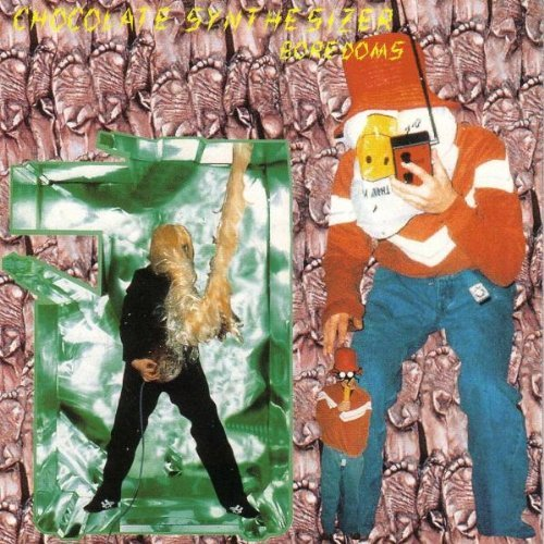 Boredoms Chocolate Synthesizer Import Gbr