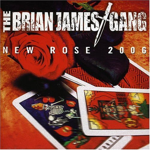 Brian James Gang New Rose 2006 Ep Import Gbr